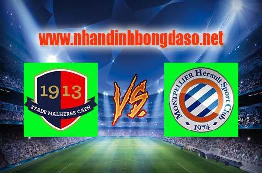Nhận định bóng đá Caen vs Montpellier, 01h00 ngày 09-04