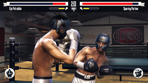 Game: REAL BOXING Full Version 1.2.1 APK + DATA Direct Link