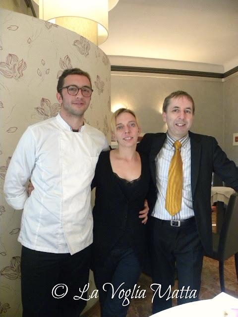 """Ristorante """"Ai Fiori"""" a Trieste staff"""