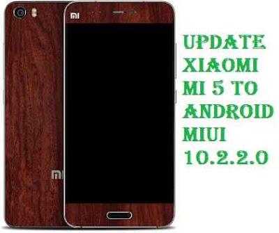 تفليش ،وتحديث ،جهاز، شاومي ،Firmware، Update، Xiaomi ،Mi، 5، to، Android ،MIUI ،10.2.2.0