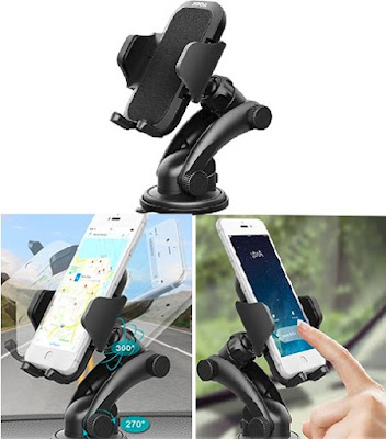 Universal Car Dashboard Phone Mount Holder - Mpow