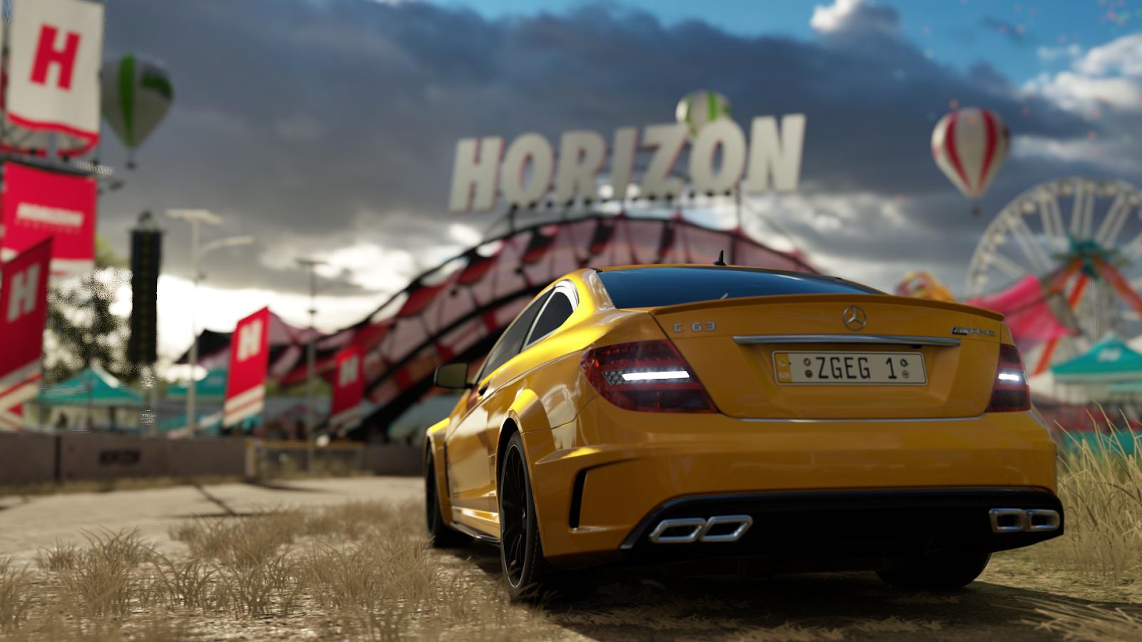 Forza Horizon 3 Wallpapers