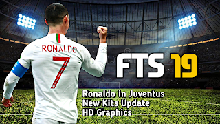 FTS 2019 Android Offline New Update 250 MB HD Graphics