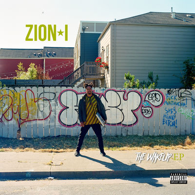 Zion I - The Wake Up (EP) - Album Download, Itunes Cover, Official Cover, Album CD Cover Art, Tracklist