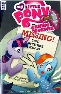 MLP Friends Forever #25 standard cover