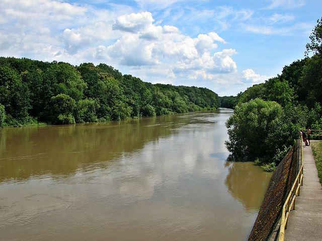 rzeka, zapora, elektrownia, Opolszczyzna
