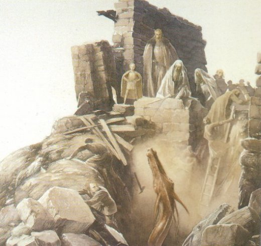 alan lee watercolor