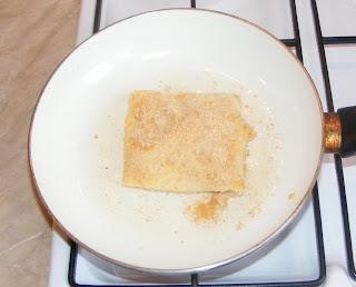 Clatita brasoveana la tigaie retete culinare,