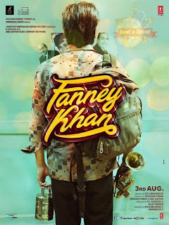 Fanney Khan First Look Poster 1