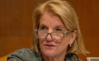 U.S Sen. Shelley Moore Capito of West Virginia is one of three Republicans who refused to vote for the Better Care Reconciliation Act.
