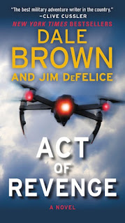 Book Showcase: Act of Revenge by Dale Brown