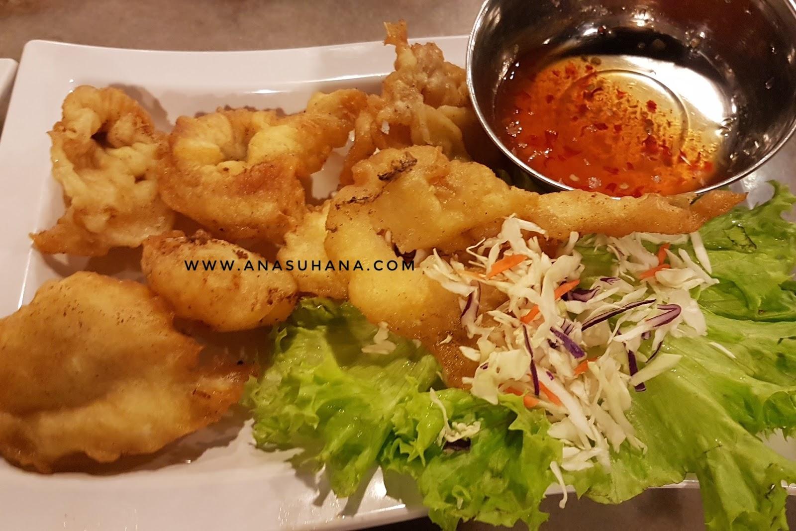 Restoran Chief Ikan Bakar