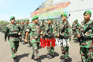 Pangdam VII Wirabuana : Ayo Kita Waspadai Provokasi