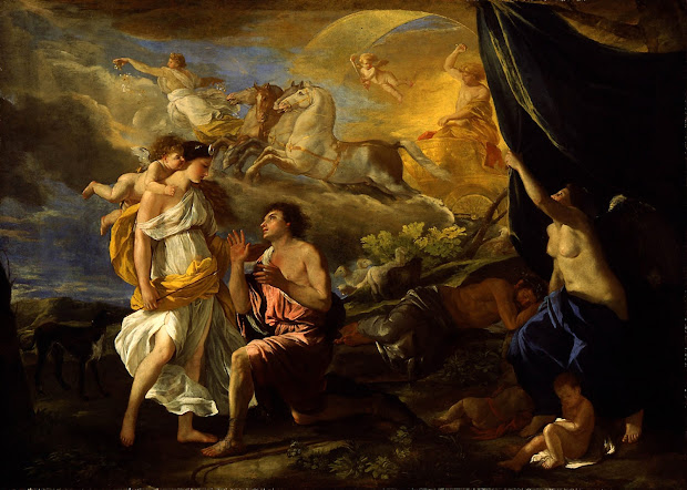 Nicolas Poussin Baroque Era Painter Tutt'art