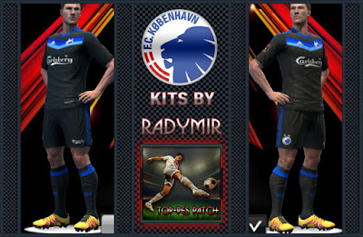 FC Copenhagen third kits 16-17