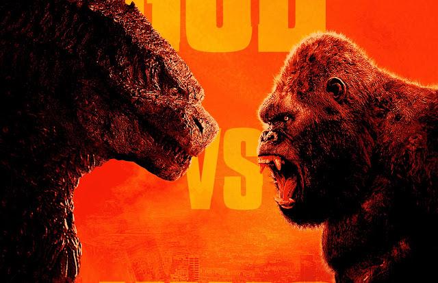 """Godzilla vs Kong"" termina suas filmagens na Austrália"