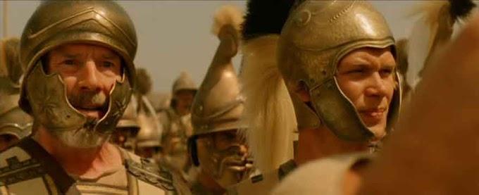 """Es ist eine ausgemachte Sache """"das die Makedonier von den Griechen als Barbaren angesehen worden"""""""