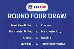 Drawing EFL Cup MU Vs Man City Lagi!!!