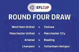 Drawing EFL Cup MU Vs Man City Lagi!!!