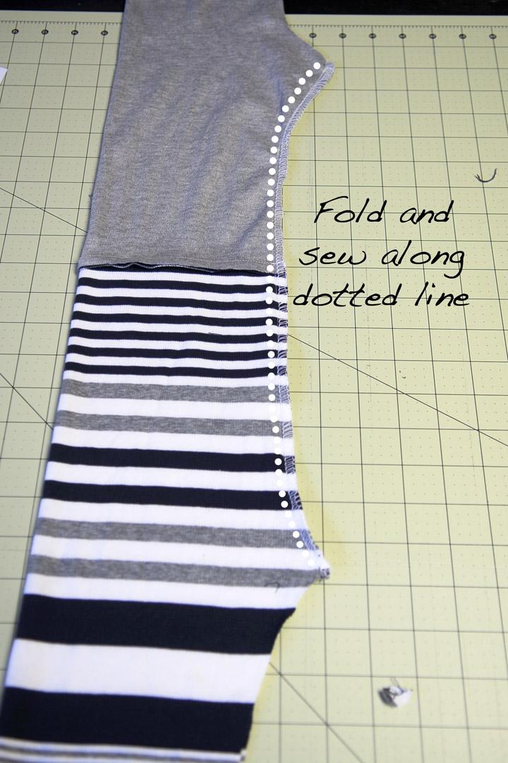 Reversible Knit Pants Free Baby Pants Pattern