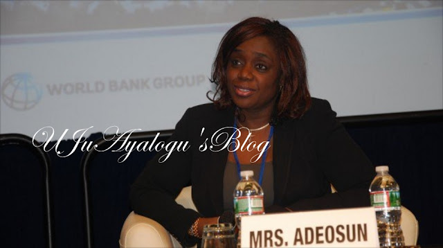 Adeosun to World Bank: We're chasing those who stole money… our whistle-blowing policy has been successful