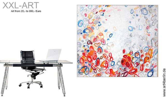 große Leinwandbilder, peppige XXL Fine Art Prints oder unverwechselbare, junge Malerei