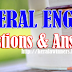 General English - Questions & Answers - 2