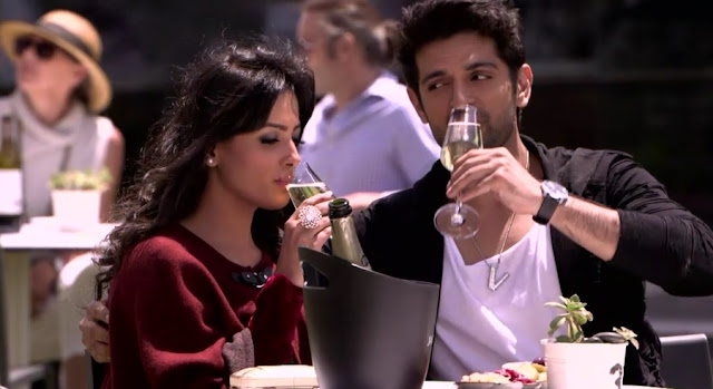 Vidyut and Shagun Mohabbatein