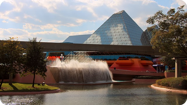 Epcot :  Future World : Imagination!