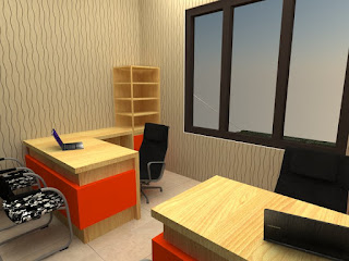meja kantor murah
