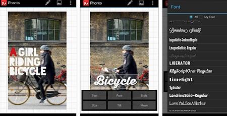 aplikasi edit tulisan di foto