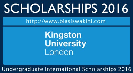 Undergraduate International Scholarships 2016