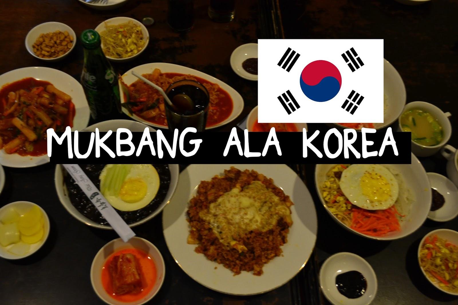 MUKBANG di Korea-nya Jogja! | Dae Jang Geum