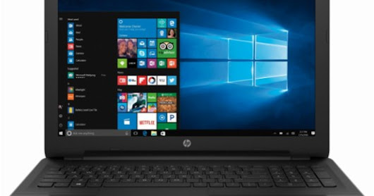 HP 15-BS015DX Laptop Features and Specs