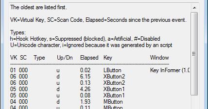 Windows Portable Apps: Key InFormer