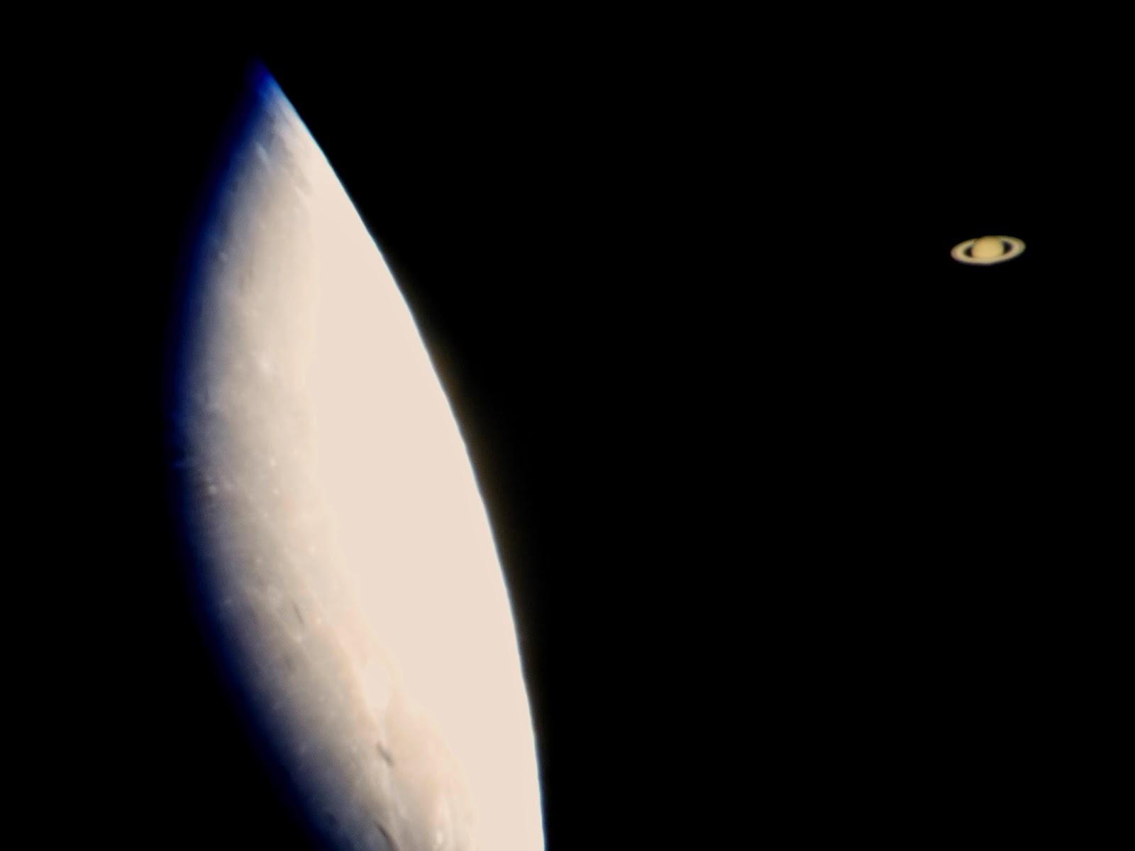 Observatorio del Pangue: abril 2014