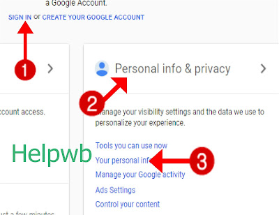how to change gmail mobile number by helpwb