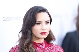 Demi Lovato - American singer-songwriter