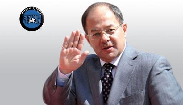 Türkiye Cumhuriyeti Başbakan Yardımcısı Recep Akdağ