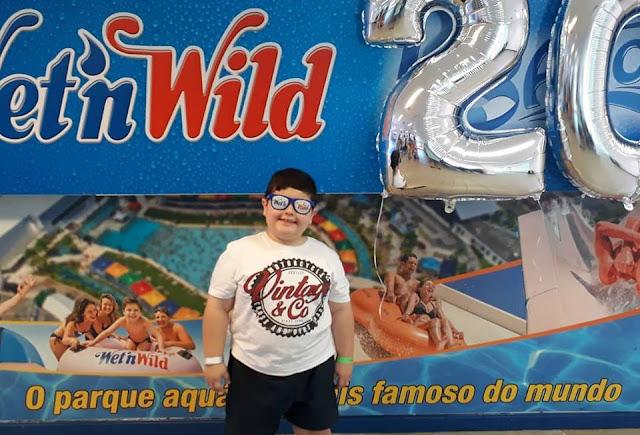 Wet'n Wild – São Paulo - Completa 20 anos.