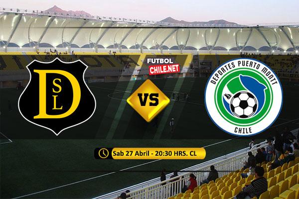 Mira San Luis vs Deportes Puerto Montt en vivo y online por la Primera B