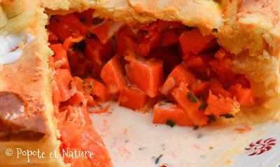 citrouillat berrichon © Popote et Nature