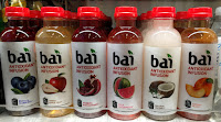bai antioxidant infusion drinks