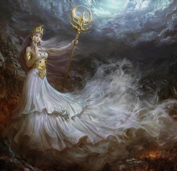 Net Long - athena greek goddess of wisdom