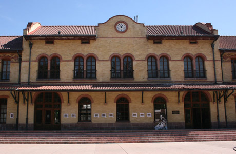 Plaza de las tres centurias, Aguascalientes