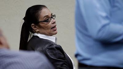 Condenan a 15 años de prisión a exvicepresidenta guatemalteca Roxana Baldetti por corrupción