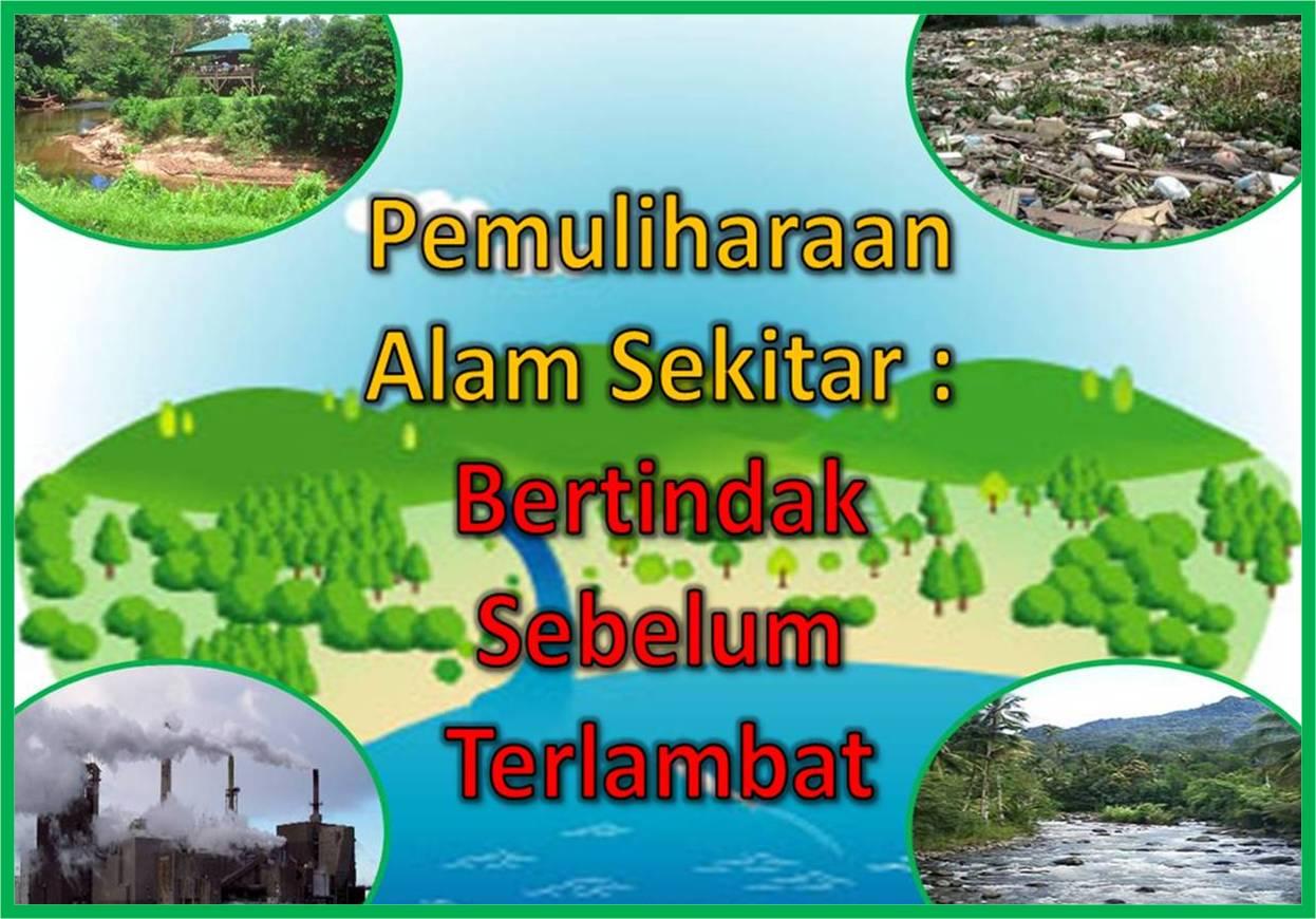 ENSIKLOPEDIA PENDIDIKAN  Program Lindungi Alam Sekitar