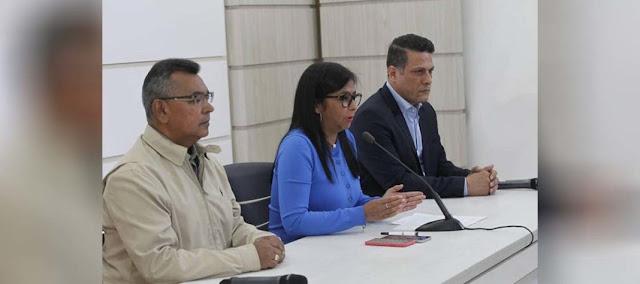 Policía migratoria, la nueva creación de Delcy Rodríguez y Néstor Reverol de la que se sabe poco
