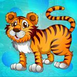 G4K Winsome Tiger Escape