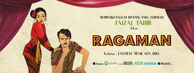 Lirik Lagu Ragaman Faizal Tahir